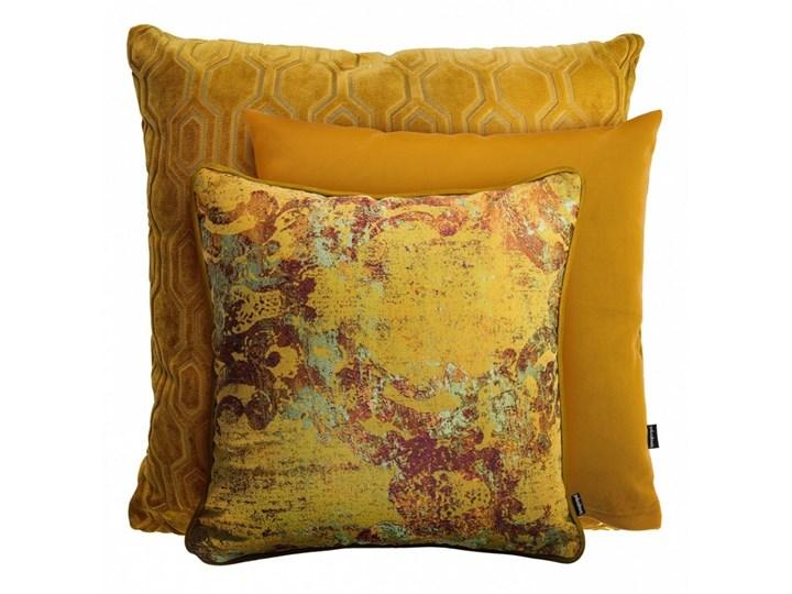 Miodowy Zestaw Poduszek Dekoracyjnych Honeypramgold