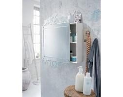 Szafka łazienkowa z lustrem dekor Glamour lustro