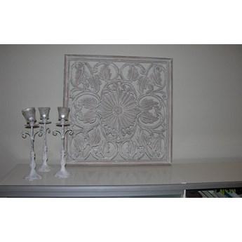 Dekoracja ścienna Obraz Rzeźba Relif Ornament