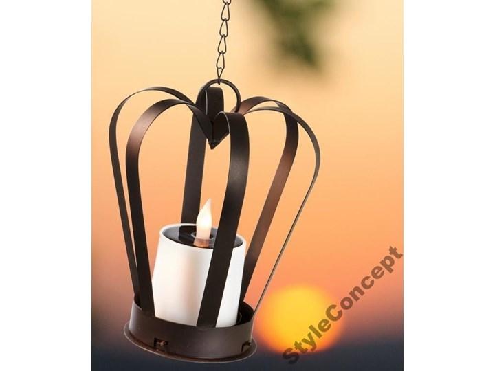 Latarenka Latarnia Lampion KRONE LED
