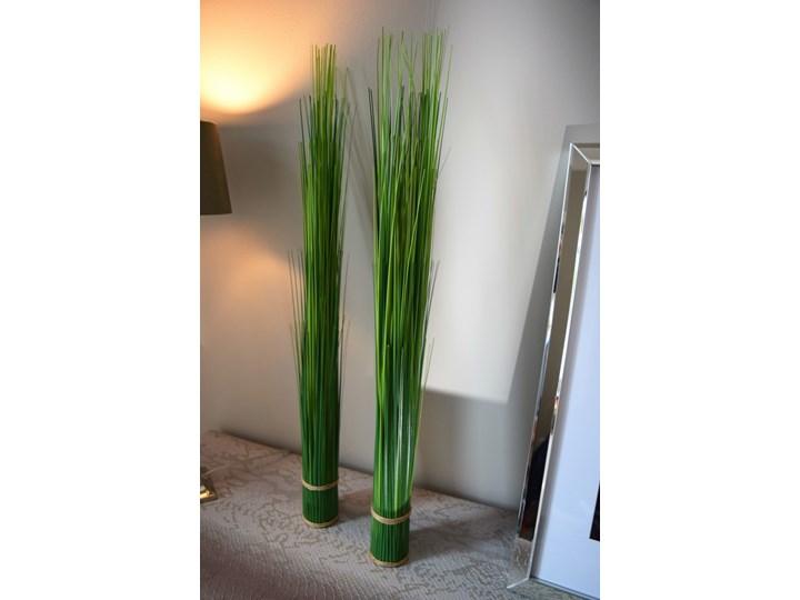 Dekoracyjny pęk trawy / Dekoracja Sztuczna trawa Kolor Zielony