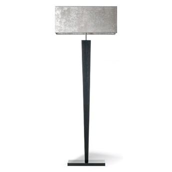 Lampa stojąca NOVA LS-1 Kandela Lighting LS-1 LS-1, Materiał oprawy: Orzech, Tkanina abażuru: 5718   SPRAWDŹ RABAT W KOSZYKU !
