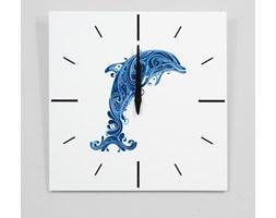 Zegar delfin