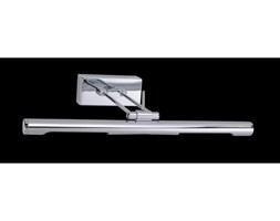 Ścienna LAMPA listwa TECHNIC 966/2G9 CHROM Italux metalowa OPRAWA kinkiet nad lustro GALERYJKA chrom