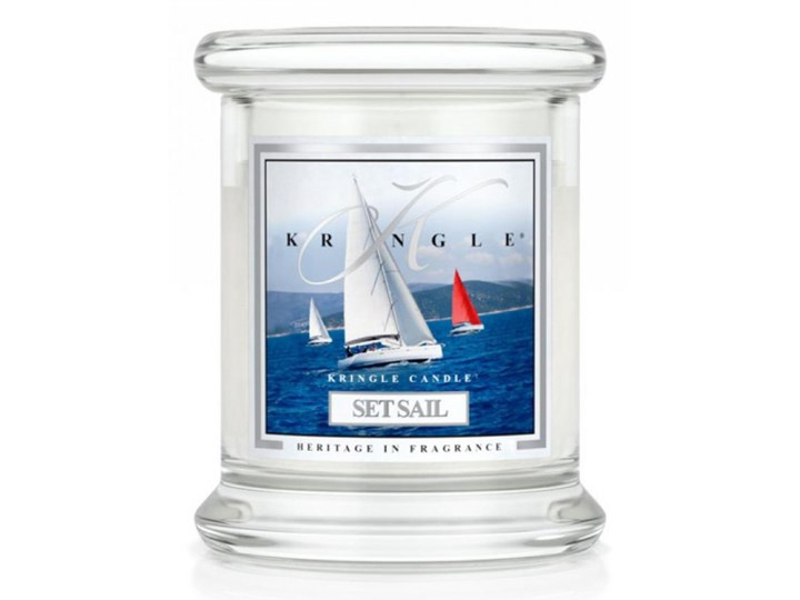Kringle Candle - Set Sail - mini, klasyczny słoik (128g) kod: 846853043234