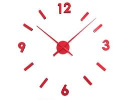 Zegar ścienny Extender red by ExitoDesign