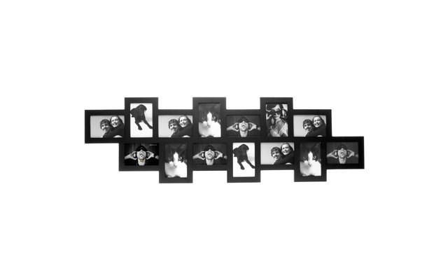Ramka Na Zdjęcia Na ścianę 14 In 1 Black By Pt