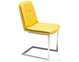 Krzesło Diner żółte by Kare Design