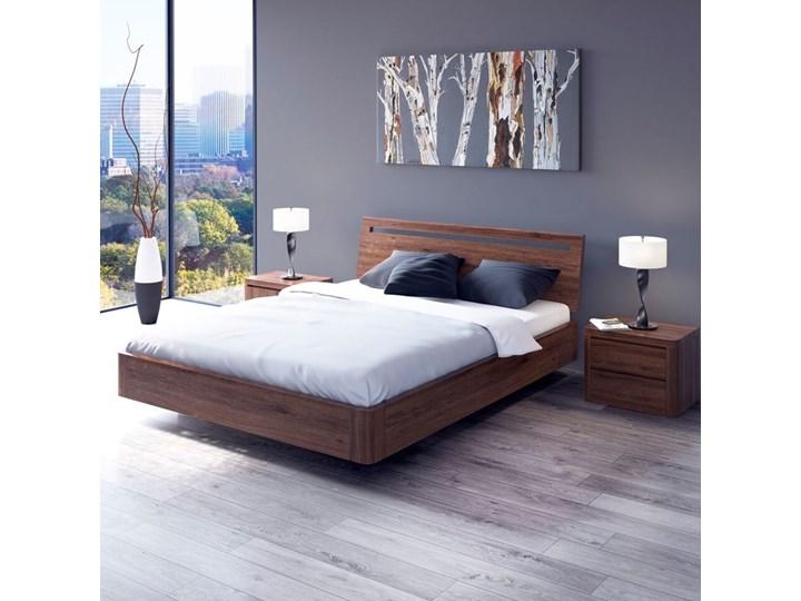 Łóżko Modern 100x200 cm 100x200 cm Rozmiar materaca 160x200 cm Łóżko drewniane Kategoria Łóżka do sypialni