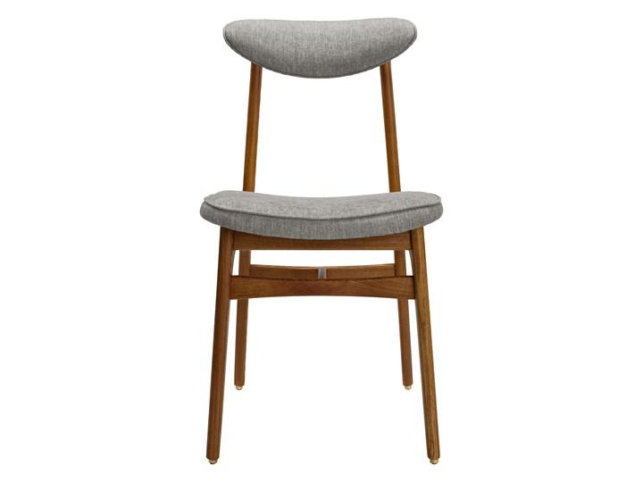 Krzesło 200-190 Loft Silver, proj. R. T. Hałas Tkanina Głębokość 52 cm Szerokość 45 cm Tapicerowane Krzesło inspirowane Wysokość 83 cm Wysokość 46 cm Drewno Kategoria Krzesła kuchenne