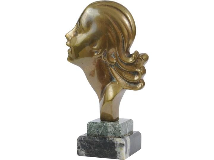 Popiersie kobiety, lata 30. Kamień Kamień