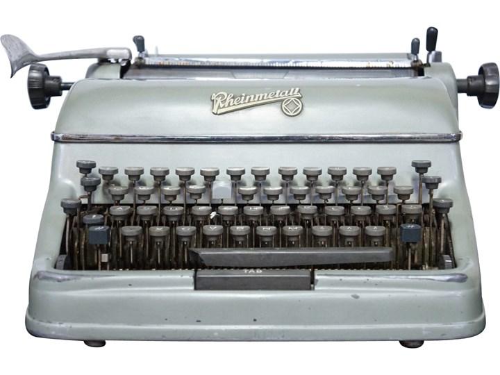 Maszyna do pisania, Rheinmetall, lata 50.
