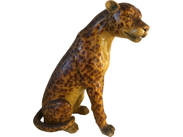 Figurka geparda, Niemcy, lata 70.