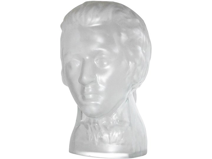 Szklana głowa, lata 70.