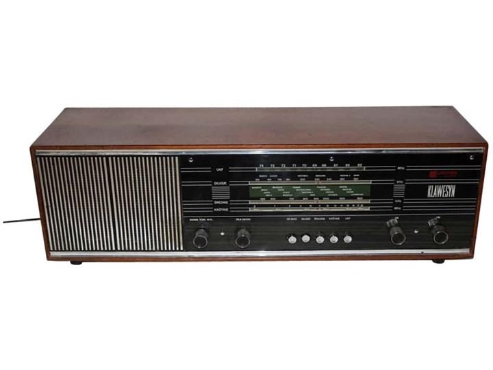 Odbiornik radiowy Klawesyn DML-306 25501, Unitra Diora, Polska, lata 70.