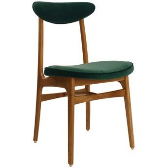 Krzesło 200-190 Velvet Bottle Green, proj. R. T. Hałas