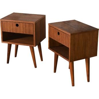 Para szafek nocnych Bedie  , Pastform Furniture
