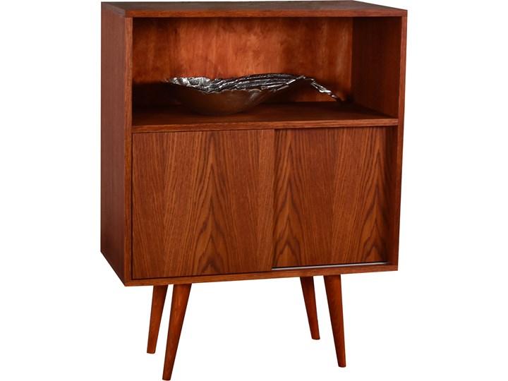Komoda Highboard 80, Pastform Furniture Wysokość 105 cm Głębokość 40 cm Z szafkami Drewno Szerokość 100 cm Pomieszczenie Sypialnia