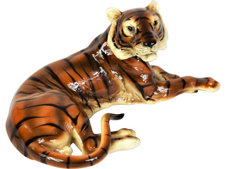 Figura Tygrysa, Keramos, Wiedeń, lata 30. Zwierzęta