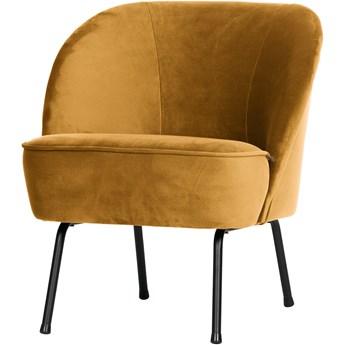 Fotel Vogue mustard, Be Pure