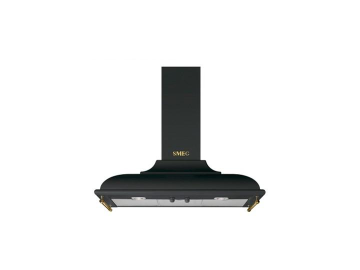 Okap przyścienny SMEG KC19AOE Szerokość 89,5 cm Okap kominowy Kategoria Okapy