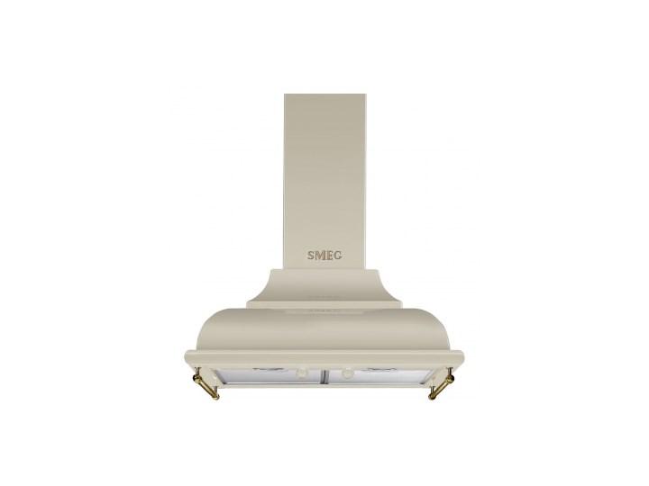 Okap przyścienny SMEG KC16POE Okap kominowy Kategoria Okapy Okap do zabudowy Sterowanie Mechaniczne