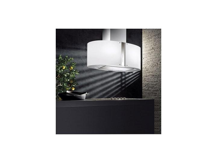 Okap wyspowy FALMEC PHARO 85 ISOLA LED Szerokość 85 cm Kategoria Okapy