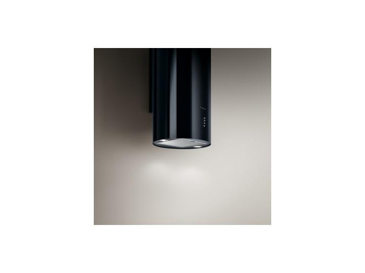 Okap przyścienny Elica  Tube Pro BL/A/43 Czarny Poziom hałasu 47 dB Okap kominowy Sterowanie Elektroniczne