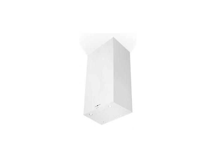 Okap wyspowy FABER CUBIA ISOLA GLOSS PLUS EV8 WH 45 Szerokość 44,8 cm Sterowanie Elektroniczne Kategoria Okapy