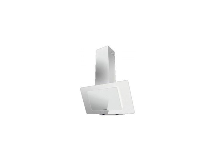 Okap przyścienny FALMEC Inclina 90 biały błysk Sterowanie Elektroniczne Okap kominowy Szerokość 90 cm Kategoria Okapy