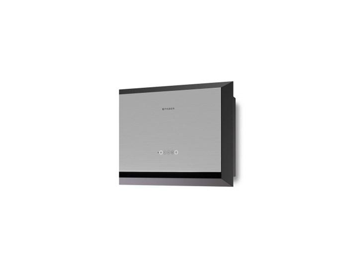 Okap przyścienny FABER TWICE ARIES X/BK MATT 60 Sterowanie Elektroniczne Okap kominowy Poziom hałasu 40 dB