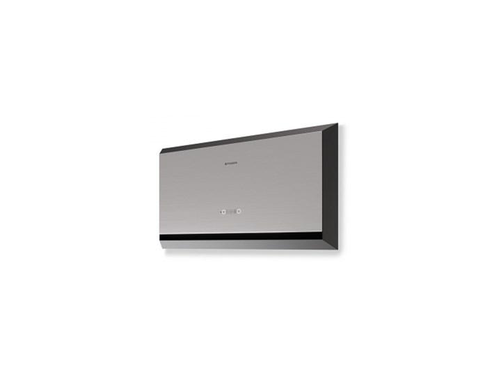 Okap przyścienny FABER TWICE ARIES X/BK MATT 90 Okap kominowy Poziom hałasu 40 dB Sterowanie Elektroniczne