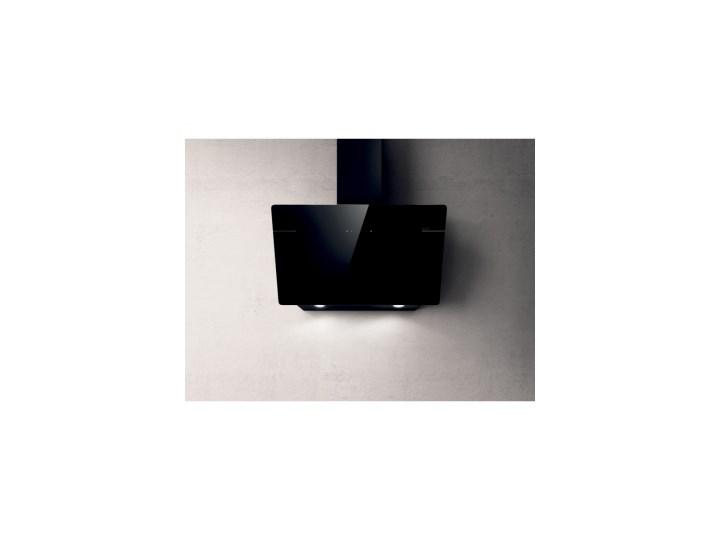 Okap przyścienny ELICA L'ESSENZA BL/A/90 Okap kominowy Szerokość 89,8 cm Poziom hałasu 49 dB