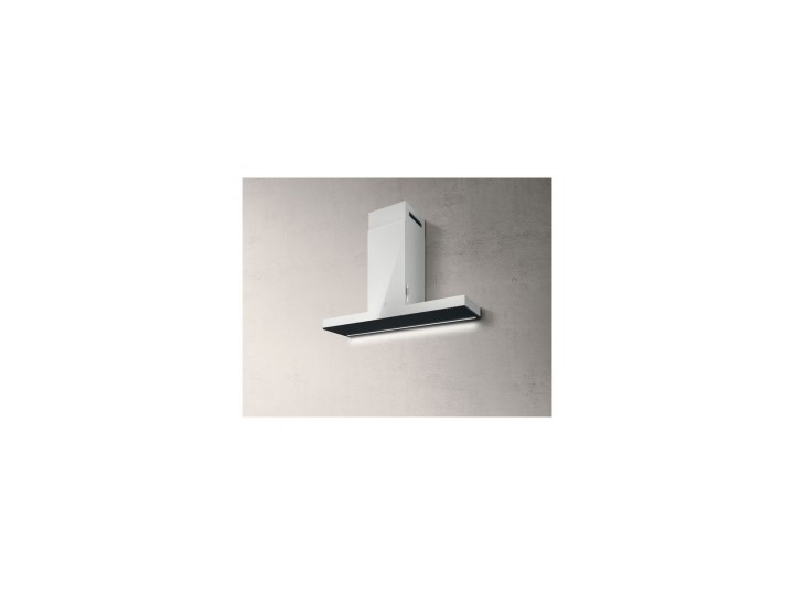 Okap przyścienny ELICA HAIKU WH/A/120 Poziom hałasu 35 dB Okap kominowy Kategoria Okapy