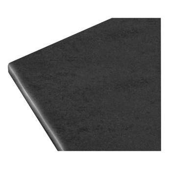 Blat laminowany Biuro Styl 60 x 3,8 x 420 cm porfido grafito