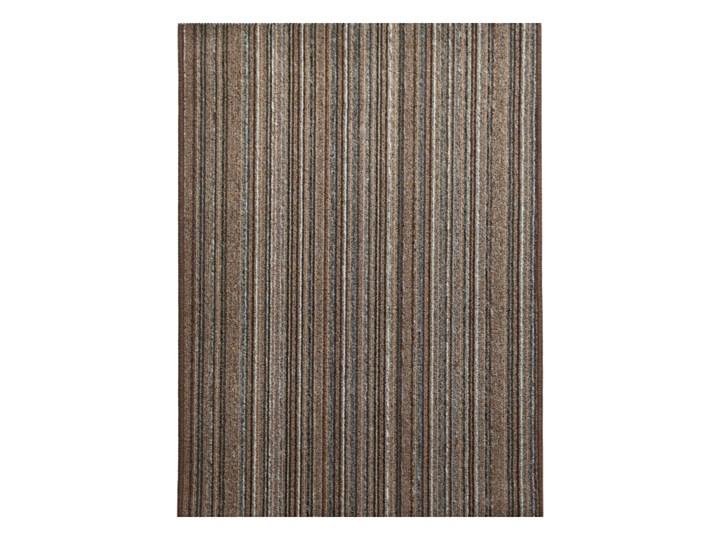 Chodnik Colora 80 cm brązowy Tworzywo sztuczne Kategoria Wycieraczki Kolor Szary
