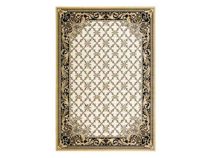 Dywan Optimal Felis 120 x 170 cm kremowy Dywany Syntetyk 120x170 cm Prostokątny Kolor Złoty