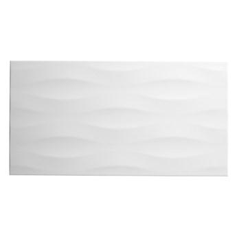 Glazura Perouso Colours 29,7 x 60 cm biała paski 1,25 m2