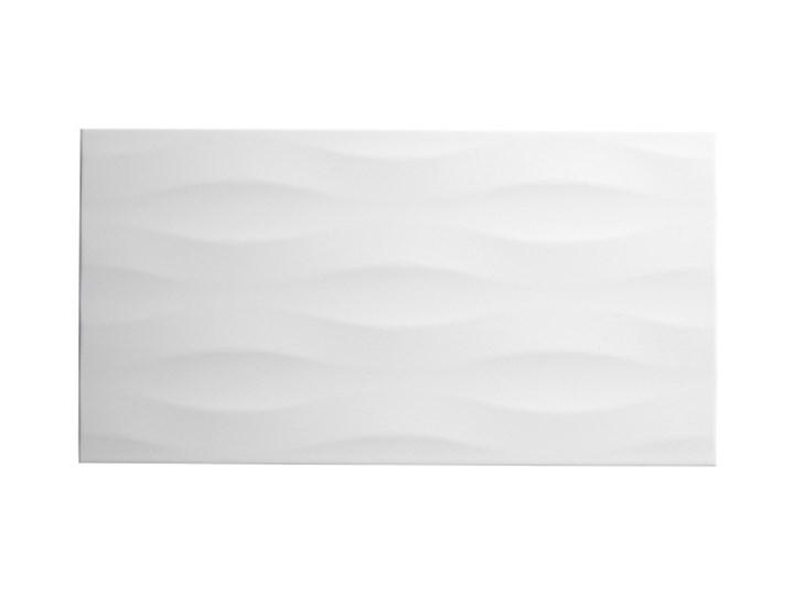 Glazura Perouso Colours 29,7 x 60 cm biała paski 1,25 m2 29,7x60 cm Płytki ścienne Płytka bazowa Prostokąt Płytki kuchenne Kategoria Płytki