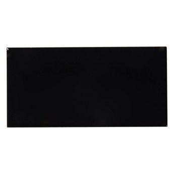 Glazura Trentie Colours 10 x 20 cm czarna 0,8 m2
