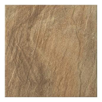 Gres szkliwiony Sohn Kwadro 40 x 40 cm brązowy 1,6 m2