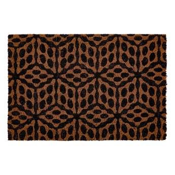 Wycieraczka Colours Cube 40 x 60 cm czarny