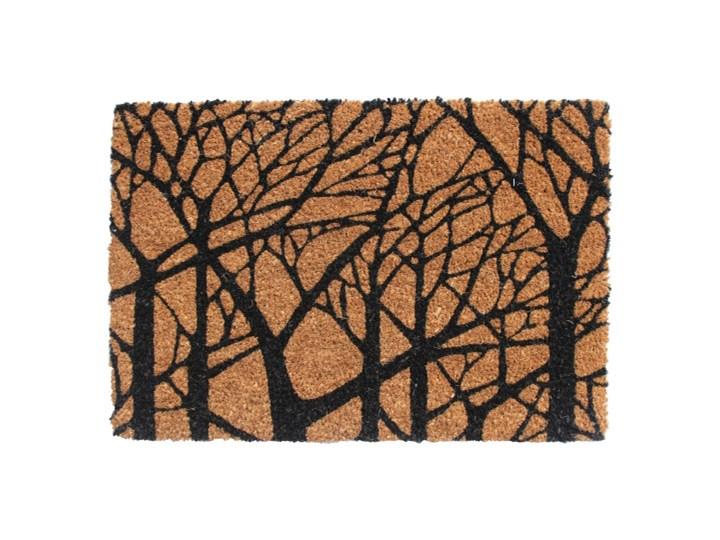 Wycieraczka Colours Tree 40 x 60 cm Włókno kokosowe Kolor Brązowy