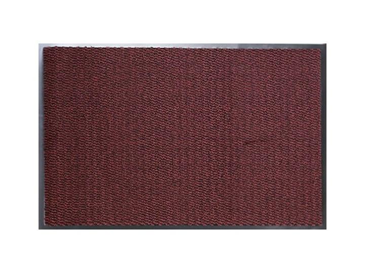Wycieraczka Zone 90 x 150 cm red Kategoria Wycieraczki Guma Kolor Brązowy