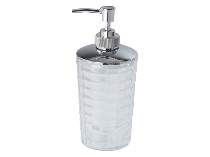 Dozownik do mydła Bori transparentny