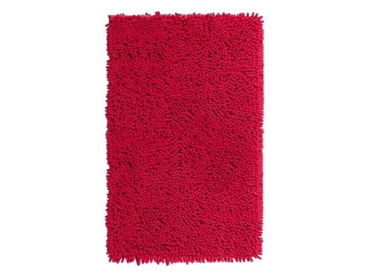 Dywanik łazienkowy Abava 50 x 80 cm różowy Prostokątny Poliester 50x80 cm Kategoria Dywaniki łazienkowe Kolor Czerwony