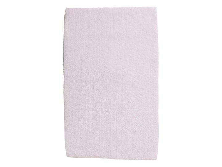 Dywanik łazienkowy bawełniany Diani 50 x 80 cm biały Bawełna 50x80 cm Prostokątny Kategoria Dywaniki łazienkowe