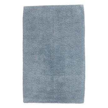 Dywanik łazienkowy bawełniany Diani 50 x 80 cm niebieski