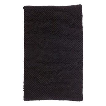 Dywanik łazienkowy Chanza bąbelki czarny