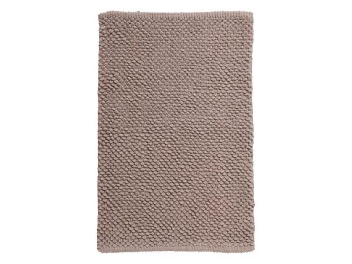 Dywanik łazienkowy Chanza bąbelki mouse 50x80 cm Prostokątny Bawełna Kategoria Dywaniki łazienkowe